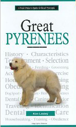 Great Pyrenees Book